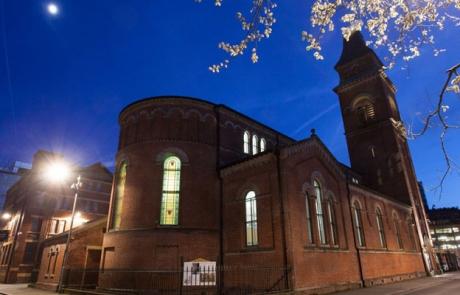 Brand New Venue: Hallé St. Peter's